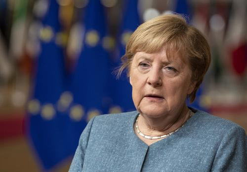 Меркель: ЕС выступает за введение перемирия в Нагорном Карабахе