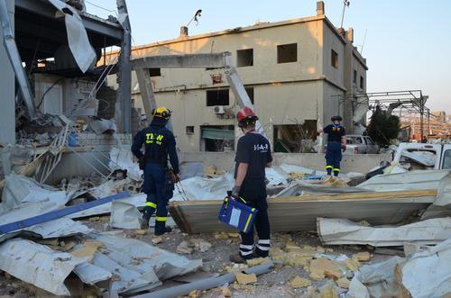 Власти Ливана потребовали арестовать двух россиян по делу о взрыве в порту Бейрута
