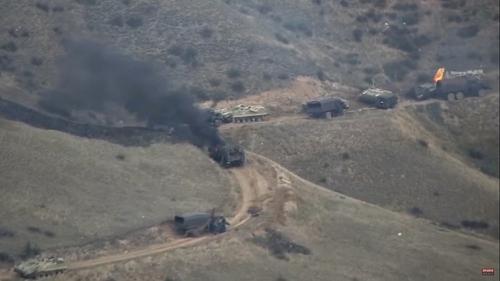 МИД Ирана отреагировал на стрельбу по территории страны сторонами конфликта в Карабахе