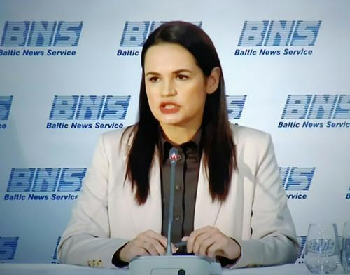 Тихановская заявила о желании встретиться с Путиным. Есть вопросы