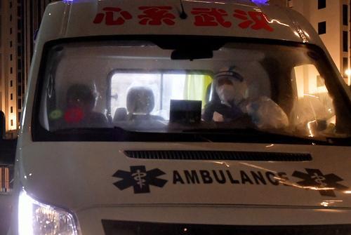 Грузовик врезался в рынок в Китае, шестеро погибших
