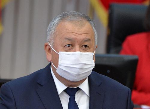 Премьер-министр Киргизии Боронов подал в отставку