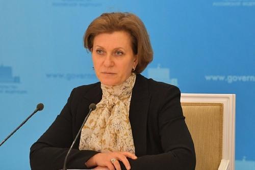Глава Роспотребнадзора сообщила о росте заболеваемости коронавирусом в 60 регионах