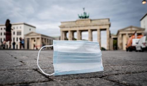В Германии выявили максимальное число заразившихся COVID-19 за сутки с начала апреля