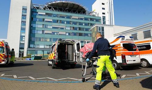 В Германии зарегистрирован очередной антирекорд новых случаев COVID-19