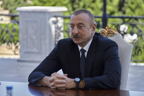 Алиев оценил  переговоры глав МИД Армении и Азербайджана по Карабаху в Москве