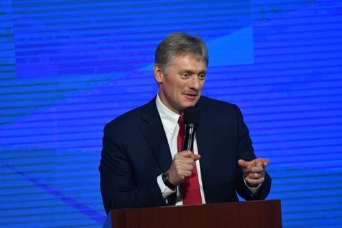 Песков объяснил, как обстоит ситуация с переговорами с США о контроле над вооружениями