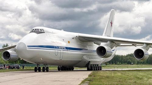 Минобороны РФ озабочено ремонтом и модернизацией самолетов «Руслан» Ан-124