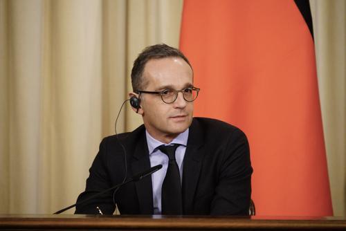 Глава МИД Германии выразил заинтересованность  в хороших отношениях с Россией