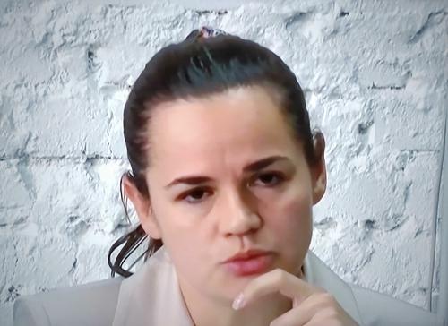 Светлана Тихановская получила американскую премию имени Джона Маккейна