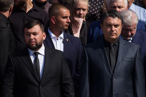Замсекретаря СНБО Кривонос заявил о готовности спецназа Украины пленить глав ДНР и ЛНР