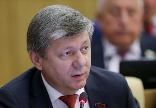 Зампред комитета ГД по международным делам Дмитрий Новиков прокомментировал слова Мааса