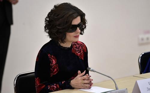 У Дианы Гурцкая умер отец