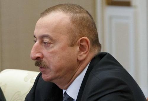 Алиев: Азербайджан приостановит боевые действия, если Армения будет конструктивна на переговорах