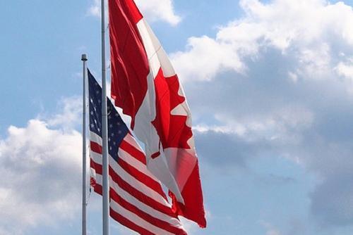Граница США и Канады будет на замке как минимум еще один месяц