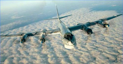 «Медведи» совершили полет вдоль берегов Аляски
