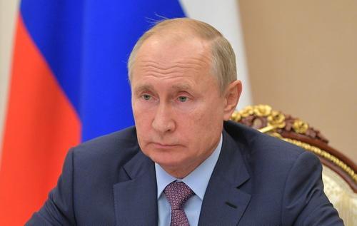 Путин выразил соболезнования в связи с кончиной Скобцевой