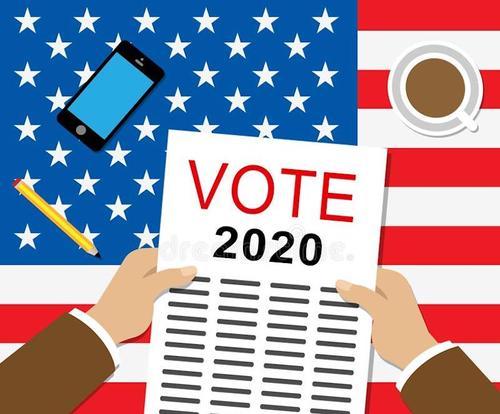 В США украли десятки тысяч избирательных бюллетеней
