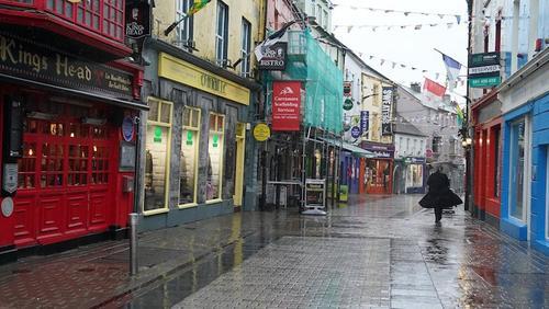 Власти Ирландии продлевают карантин из-за коронавируса до декабря
