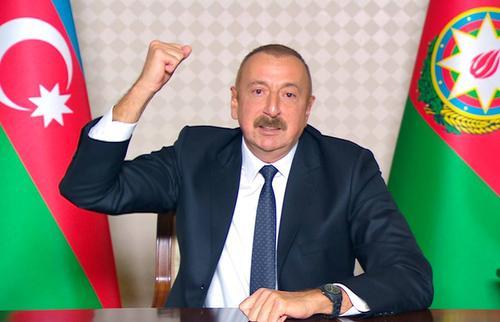 В сети высмеяли заявление Ильхама Алиева об уничтожении двух армянских РК «Ярс»
