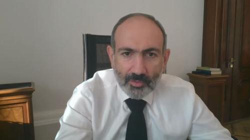 Никол Пашинян: вопрос Карабаха не имеет дипломатического решения
