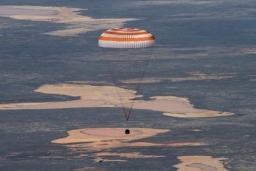 Эвакуация космонавтов из спускаемого аппарата «Союза МС-16» пройдет быстрее, чем обычно