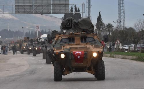 Вице-президент Турции Октай: Анкара отправит войска в Карабах, если получит такую просьбу от Баку