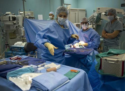 Ребенку в ходе операции в одной из московских больниц повредили мозг и лишили слуха