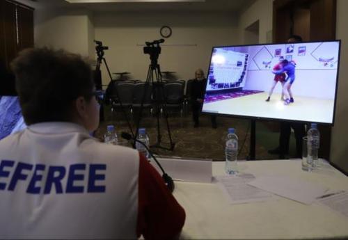 21 октября Открытый турнир по самбо среди воспитанников детских домов и кадетских корпусов впервые состоялся в режиме онлайн!