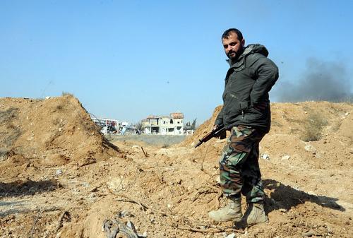 «Русская весна»: сирийские боевики могли попасть в засаду в Нагорном Карабахе