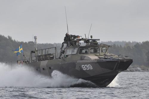 Издание Frankfurter Rundschau: Швеция вооружается против России