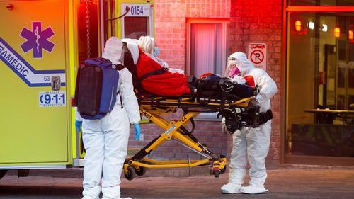 ВОЗ вновь отметила рекордное число случаев заражения COVID-19 за сутки в мире