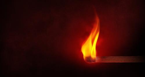 В Воронежской области при пожаре погибли двое детей