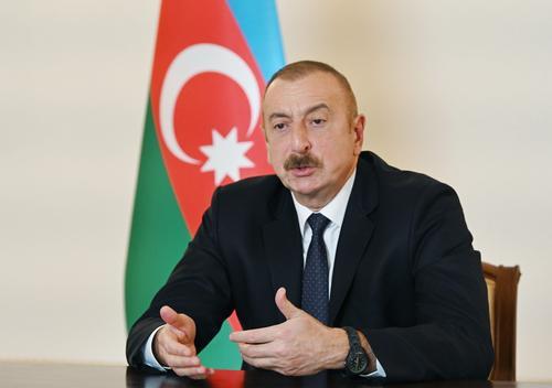 Алиев: основным поставщиком оружия Азербайджану является Россия