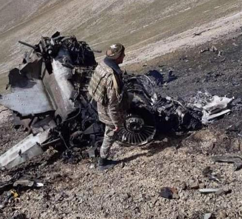 Алиев озвучил условие прекращения огня в Карабахе