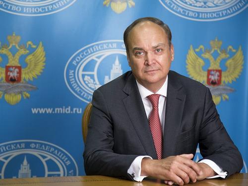 Посол РФ в США Антонов ответил на введенные против ЦНИИХМ санкции