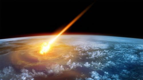 Глобальное резкое похолодание климата на Земле связывают с падением астероидов