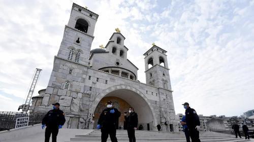 Борьба с «ковидом» в Черногории продолжается