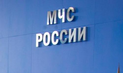 МЧС предоставило видео, на котором запечатлены последствия взрыва на танкере в Азовском море