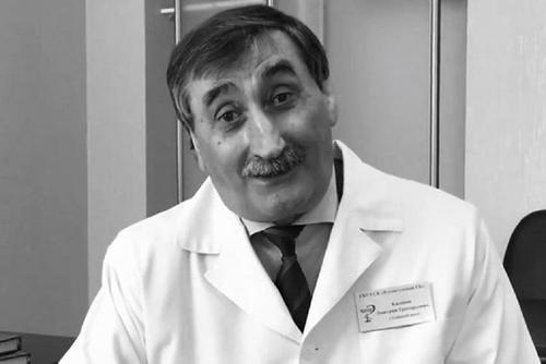 В Ессентуках умер заразившийся коронавирусом главврач городской больницы