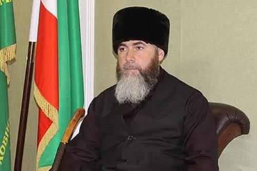 Муфтий Чечни назвал президента Франции террористом номер один в мире