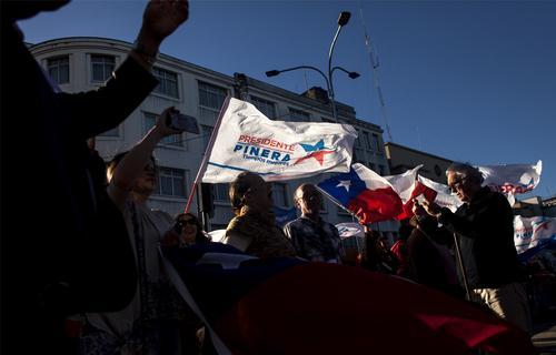 В Чили отменили пиночетовскую конституцию