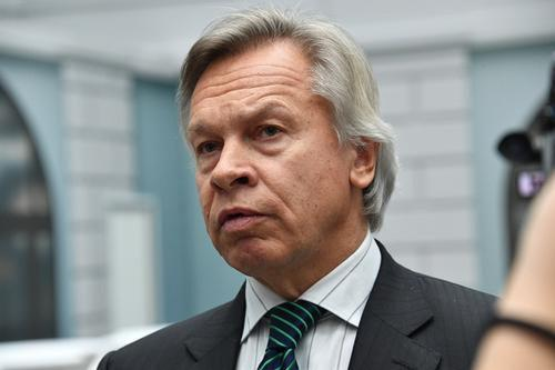 Пушков прокомментировал звонок Майкла Помпео президенту Белоруссии