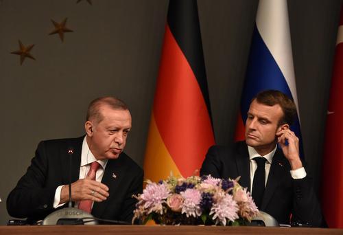 Визит парламентариев Франции в Ереван вызвал раздражение у Эрдогана