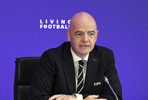 Президент ФИФА Джанни Инфантино заразился COVID-19