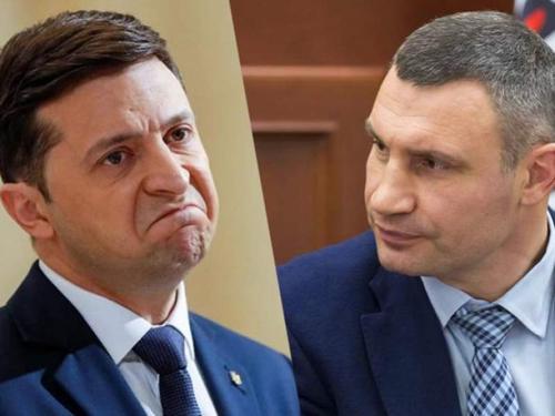 На местных выборах в Украине партия Зеленского «Слуга народа» проиграла в крупнейших городах страны