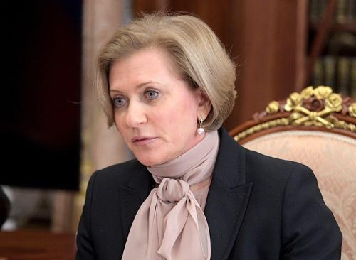 Попова: необходимость введения обязательного масочного режима в РФ связана с ухудшением эпидситуации