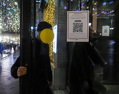 Московские рестораторы готовы использовать QR-коды в дневных заведениях