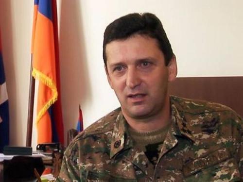 Командующий армией обороны Нагорного Карабаха ушел в отставку из-за ранения