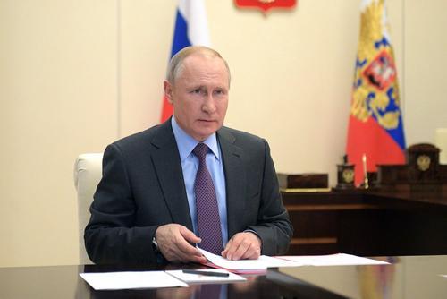 Путин считает, что ещё рано говорить о второй волне пандемии в России